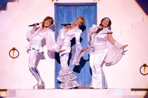 MAMMA MIA! Super Trouper