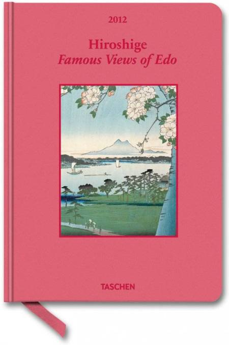 Hiroshige - Famous Views of Edo