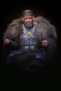 Don Warrington as King Lear. Photo by Jonathan Keenan.